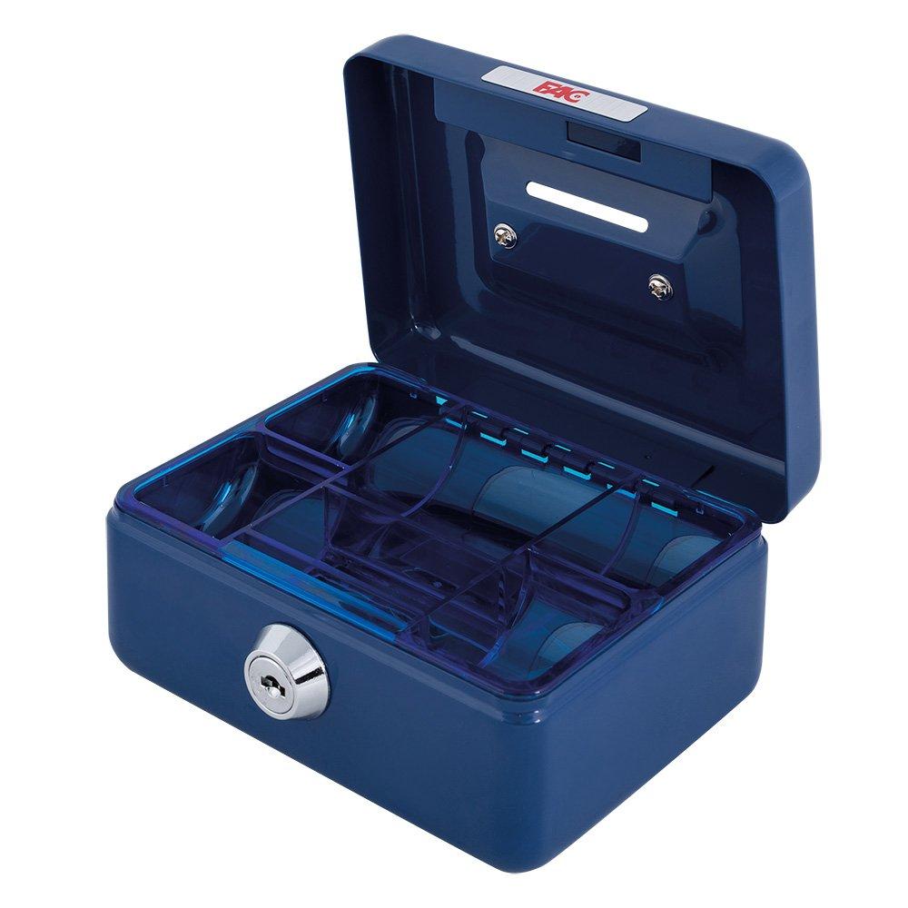 Azul FAC 17014 Caja de caudales