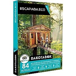 DAKOTABOX - Caja Regalo - ESCAPADA ECO - 84 alojamientos sostenibles, de agroturismo, casas rurales, cortijos y granjas en España