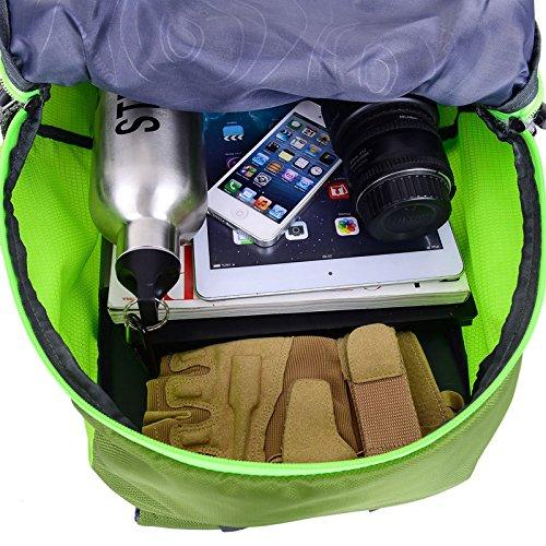 HCLHWYDHCLHWYD-borsa da viaggio unisex all'aperto borsa sportiva piccolo zaino 30L , 3 2