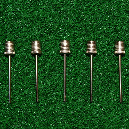 FORZA 5-Pack of Football Pump Inflation Needle Valves – [Net World Sports]