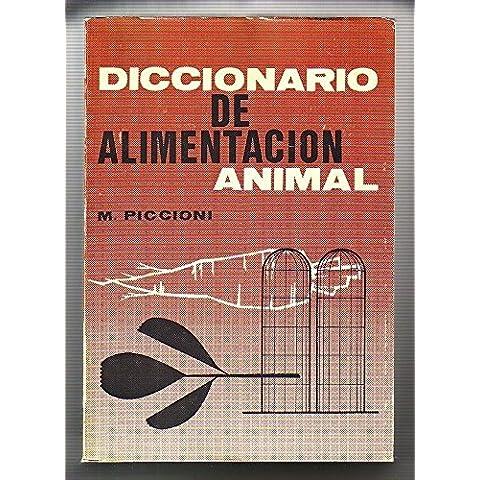 Diccionario de alimentación animal