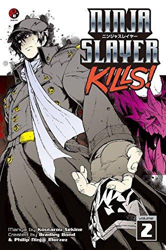 Ninja Slayer Kills Vol. 2 (English Edition) eBook: Koutarou ...