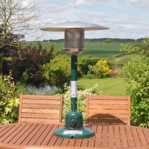 Kingfisher PH300 Garden Outdoor Table Top Patio Heater Review