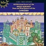 Mikhail Ivanovitch Glinka - Nikolaï Rimski-Korsakov : Musique de Chambre