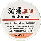 """quacksalberei Lustige Pille""""ScheißLaune Entferner"""""""