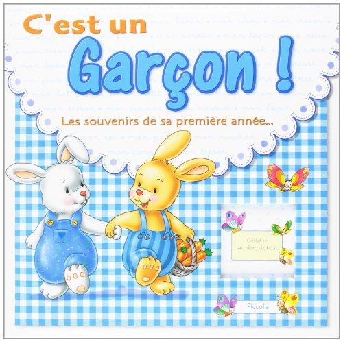 Livre Bebe/C'Est un Garcon !