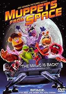 Muppets From Space (DVD) (1999) (Region 1) (US Import) (NTSC)