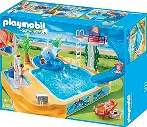 PLAYMOBIL 5433 - Erlebnisbad mit Sprudel-Wal