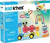 Kid K'NEX Build A Bunch Set for Ages 3-5, Construction Educational Toy, 66 Pieces (Packaging may vary)