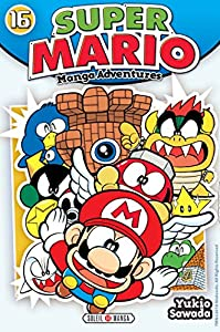 Super Mario - Manga Adventures Edition simple Tome 16