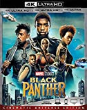 Black Panther 4k Uhd +Bluray Exclusive Limited Edition Region Free Available Now!!