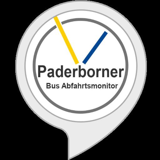 Paderborner Bus Abfahrtsmonitor