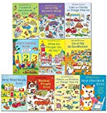 Richard Scarry Collection- 10 Books (RRP �69.90) by (2013-01-01)