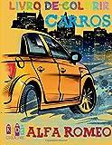 Carros Alfa Romeo para colorir para crianças ~ Páginas de atividades para crianças em idade ...