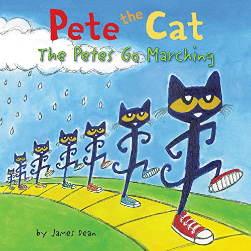 Pete the Cat: The Petes Go Marching por James Dean