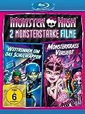 Monster High - Monsterkrass verliebt/Wettrennen um das Schulwappen [Blu-ray]