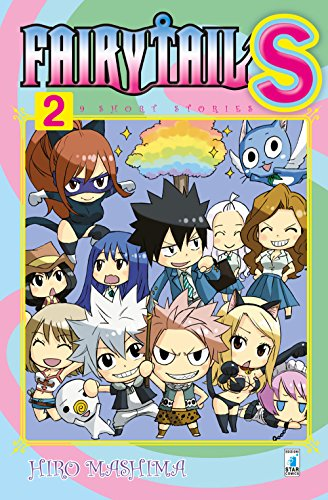 Fairy tail S. 9 short stories: 2