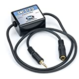 PAC SNI-1/3.5 Entstörfilter mit 3.5mm Klinke (Mini-Jack Ground Loop Isolator), Massetrennfilter