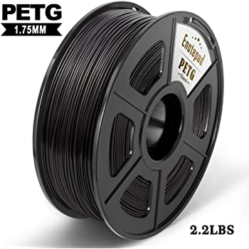 Black 2.2lbs Esun 1.75mm Black Abs 3d Printer Filament 1kg Spool