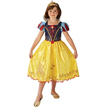 b9d0b690269ccc Rubies Officielle Disney Princesse Blanche-Neige Costume pour Enfant ...