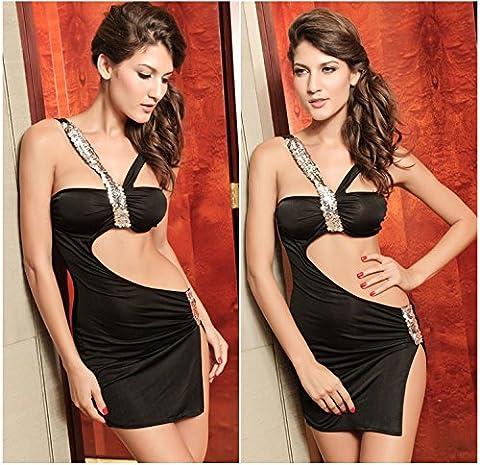 WJS-Vêtements pour dames une robe moulante club; une robe du soir, une robe, un corsage ajusté anale;