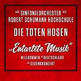 Entartete Musik Willkommen in Deutschland - ein Gedenkkonzert [3LP+DVD] [Vinyl LP]