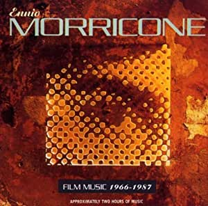 Ennio Morricone: 1966-1987 (2CD Set) Import, Soundtrack Edition by Morricone, Ennio (1994) Audio CD