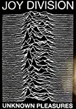 Joy Division Poster Unknown Pleasures
