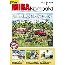 Landschaftsgestaltung: MIBAkompakt. Basiswissen und Praxistipps für Modellbahner