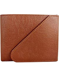 Accezory Stylish Brown Wallet For Men