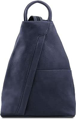 Tuscany Leather Shanghai Zaino in pelle morbida