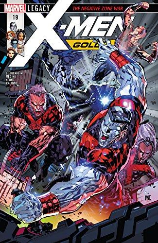 X-Men: Gold (2017-) #19