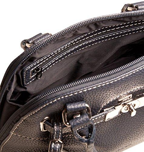 Picard St.Pauls Handtasche 25 cm Weiss