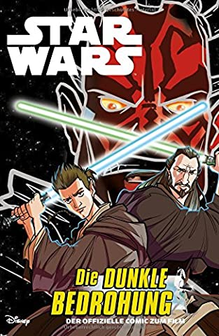 Star Wars Episode I: Die dunkle Bedrohung: Die Junior Graphic