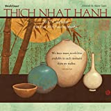 Thich Nhat Hanh 2017 Wall Calendar by Brush Dance and Adam Guan (2016-06-01)