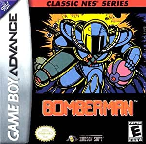 Bomberman (Nes Classics GBA): Bomberman: Amazon.co.uk: PC