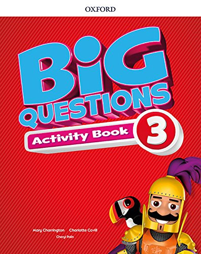 Big Questions 3. Activity Book - 9780194101820 por Cheryl Palin