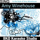 Valerie (In the Style of Amy Winehouse) (Karaoke Version)