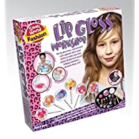 Girl Girls Kids Children Child World Of Beauty Lip Gloss Workshop - Top Reviewed Glamour - Fun Cosmetics Gift Present Idea For Birthdays, Christmas or Stocking Fillers Age 8+ Entertaining Activity Kit