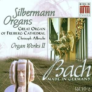 Silbermann Organs-Organ Works