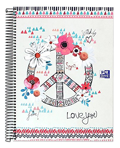 Cuaderno microperforadi Boho Chic