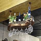George FF Weinglasregal, Regal Weinglashalter, Weinglasregal, Weinglasregal, Champagnerglasregal, Glasregal