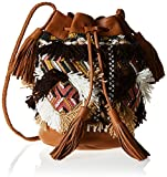 Antik Batik Kilan1bag, Damen Schultertasche Einheitsgröße, Braun - Braun (Rust) - Größe: Einheitsgröße