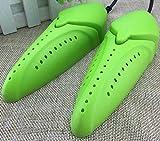 Secadora Telescópica De Doble Núcleo Zapatos Secos Zapatos Deshidratadores Esterilización Secado Secado Calentador Zapatos Calentador Ventilador Deshumidificador,Green