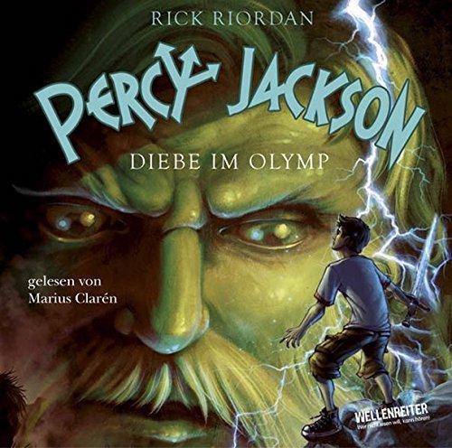 Percy Jackson - Teil 1: Diebe im Olymp.