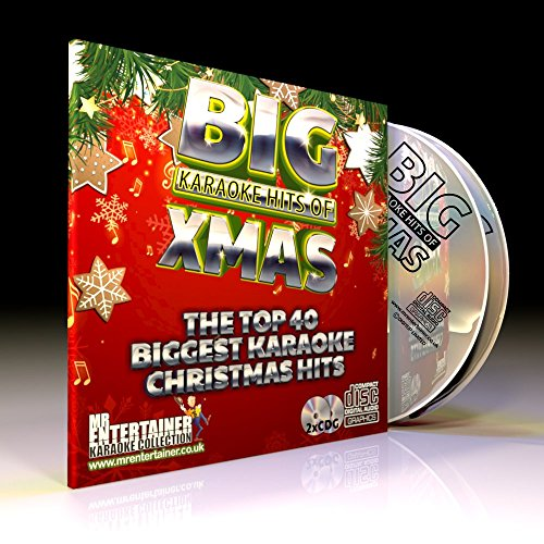 Double Cd+g Discs Mr Entertainer Karaoke Cdg The Big Country Hits