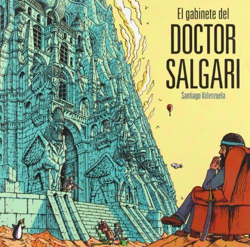 El gabinete del doctor Salgari Cover Image