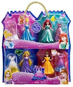 Buy Disney Princess Magiclip 4 Pack Giftset Online At Low