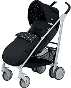 Joie Brisk Stroller/Pushchair with footmuff in Starburst ...