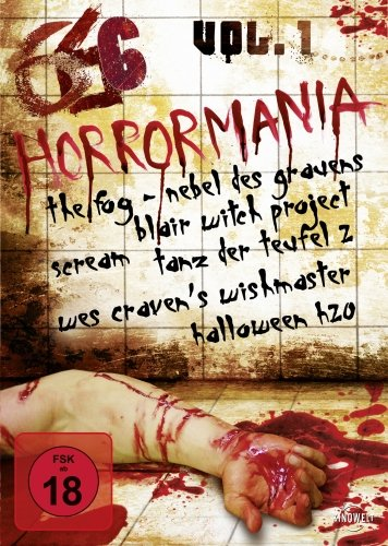 666 - Horrormania Collection Vol. 1 [6 DVDs]